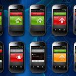 Beheer uw inbraaksysteem met uw Smartphone